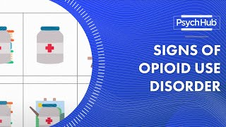 Signs of Opioid Use Disorder