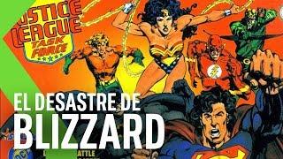 La historia del PEOR JUEGO de BLIZZARD, Justice league: Task Force