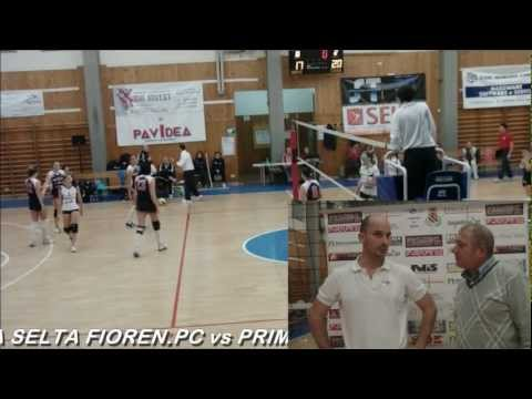 Preview video 24-11-12 PAVIDEA PC vs RIMEDIL COST.MEDA - Federico Muso