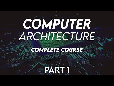 Computer Architecture Complete course Part 1   By Princeton ...