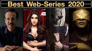 Best Indian Web Series 2020 List In Hindi | Deeksha Sharma