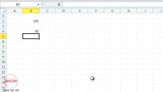 Excel: Using Percentage in Formulas (calculations)
