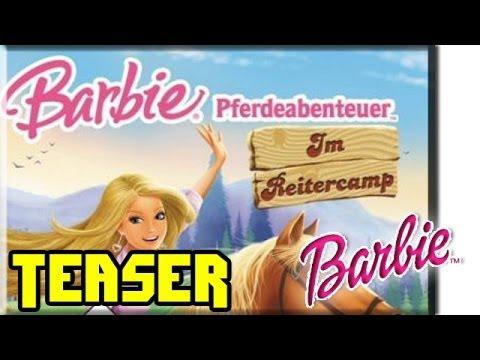Barbie-Das Pferdeabenteuer: Im Reitercamp