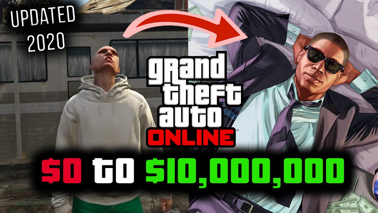 GTA Online FOR DUMMIES! Total SOLO Novice & Company Guide to Generate Income FAST in GTA Online thumbnail