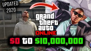 GTA Online FOR DUMMIES! Complete SOLO Beginner & Business Guide to Make Money FAST in GTA Online