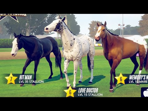 My Rival Stars Horse Collection (Updated)