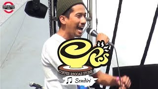 [OFFICIAL MB2016] SENDIRI   COFFEE REGGAE STONE TERBARU [Live Konser Mari Berdanska 2016 Di Bandung]