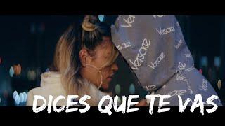 KAROL G, Anuel AA - Dices Que Te Vas (Letra Oficial)