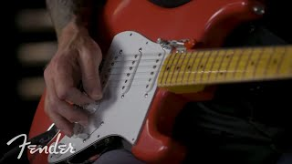 Handwound Special Recipe Pickups | Fender Custom Shop | Fender