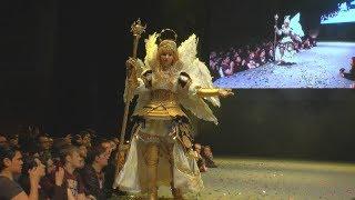 Cosplay Sakizo art - Seraphim /Epic Con 2019/