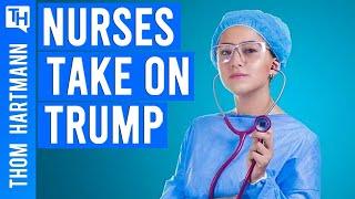 Nurses Fight for Medicare for All (w/Deborah Burger)