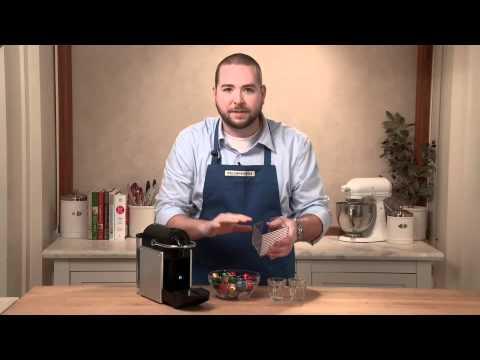 How to Make Espresso with the Nespresso Pixie Espresso Machine  Williams-Sonoma