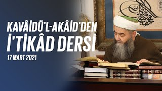 Kavâ'ıdü'l-'Akâid'den İ'tikâd Dersi 50. Bölüm
