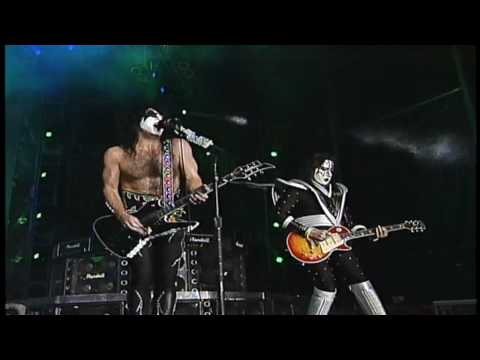 KISS - I Was Made For Lovin' You (Live At Dodger Stadium) - 1998 Mp3