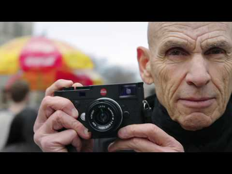 MASTERS OF PHOTOGRAPHY: JOEL MEYEROWITZ MASTERCLASS - TRAILER [HD]