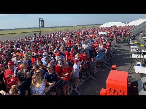 🔴 Watch LIVE: President Trump Holds Make America Great Again Rally in Ocala, FL 10/16/20