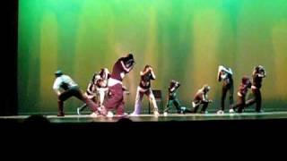 Puppet Master Breakdance - Applause Studio Recital 6/5/10