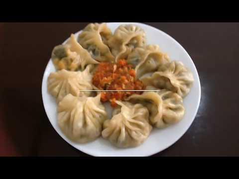 Simple egg momos recipe   Steamed momos   Egg dumpling recipes  Tibetan momos