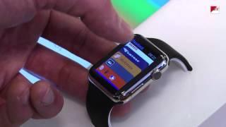 Apple Watch im ausführlichen ersten Test