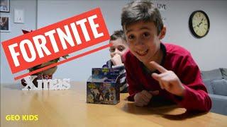 FORTNITE ΤΑΠΕΣ | Geo Kids