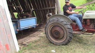 Barn Find Truck Rescue 1965