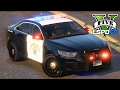GTA 5 - LSPDFR Ep212 - CHP Gets Attacked!!