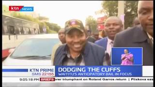 Dodging cuffs: Waititu's anticipatory bail in focus