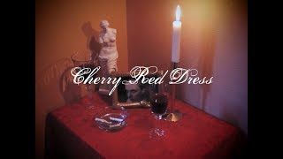 Luby Sparks | Cherry Red Dress (Official Lyric Video)