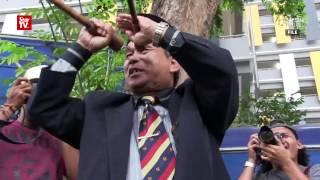 Raja Bomoh Sedunia is released on police bail