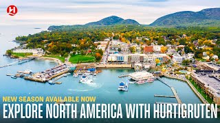 Hurtigruten: North America Sailings