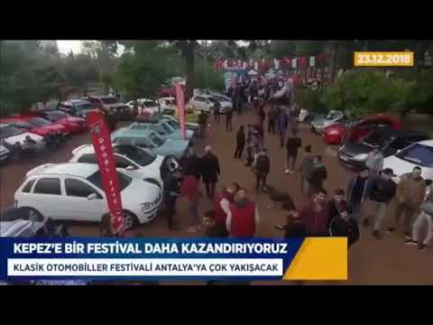 Retro Otomobiller Festivali düzenleniyor