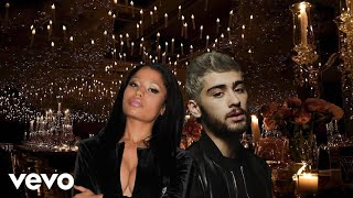 ZAYN   No Candle No Light Ft. Nicki Minaj (Official Video)