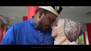 Afizan+Nazreen - Cinematic Solemnization & Reception Highlight by Jobest