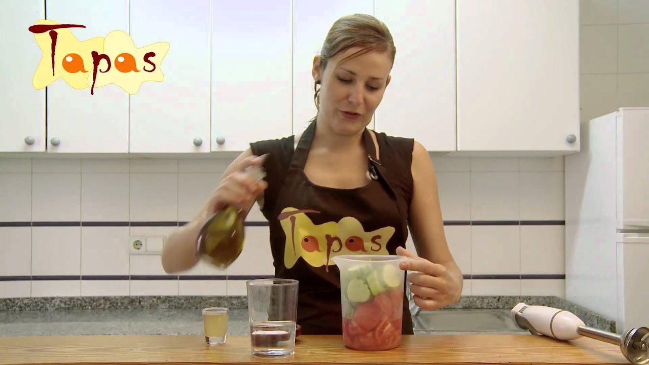 tapas #9: Gazpacho