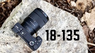 Sony 18-135mm F3.5-5.6 OSS E-Mount Lens Review