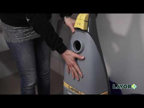 Lavor Sprinter Zemin Temizleme Makinası