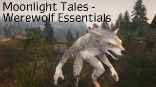 Skyrim Mod: Moonlight Tales - Werewolf Essentials