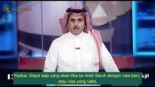 Peraturan Baru Bagi Siapa Saja yang Masuk Ke Wilayah Arab Saudi