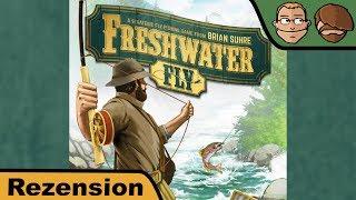 Freshwater Fly - Brettspiel - Review