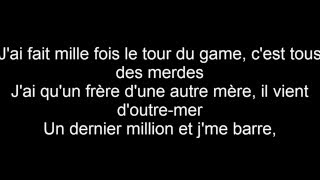 Rim'K - Monster Lyrics (paroles) HD