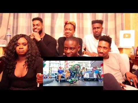 Rayvanny Ft Diamond Platnumz - Mwanza ( REACTION VIDEO )    @Rayvanny @diamondplatnumz