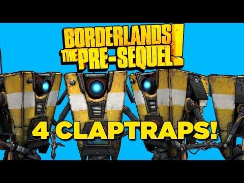 Borderlands: The Pre-Sequel je GOLD
