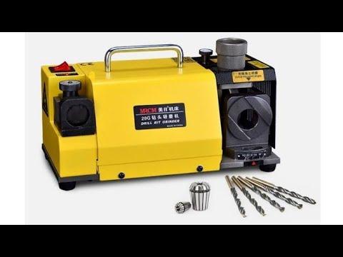 Drill Bit Re-Sharpener(MR-13D, 26A/D)