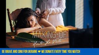 Michelle Andrade   Hasta La Vista [Making Of]