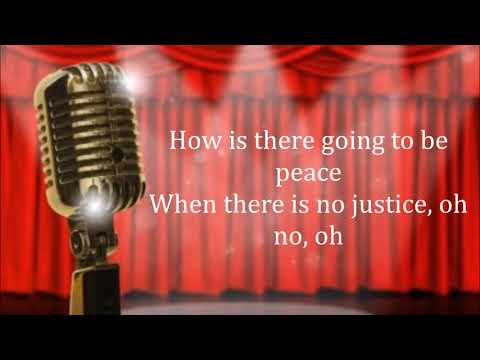KARAOKE-JIMMY CLIFF- PEACE (original)