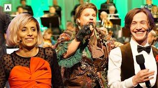 Gi Meg Slim   Daidalos, Shana Og Anders   NRK Super