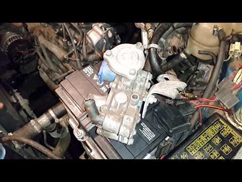 ремонт газового редуктора, замена ремкомплекта AT09 Alaska, 4-ое поколение
