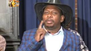 Sen. Sonko dismisses claims that he will ditch Jubilee