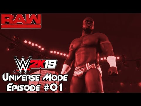 WWE 2K19   BCW Universe - Episode 1 (First Show) - смотреть