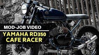 yamaha rd350 cafe racer india - मुफ्त ऑनलाइन वीडियो